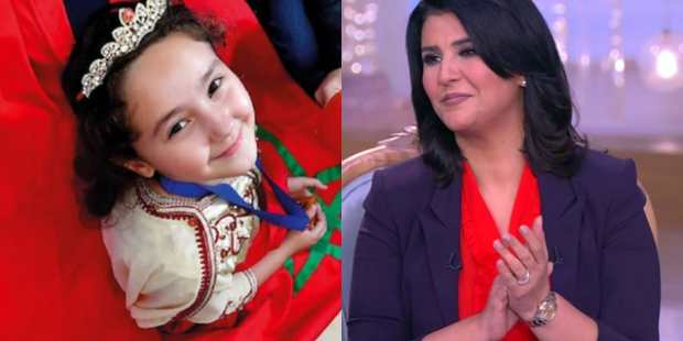 منى الشاذلي لمريم أمجون: وقعت في غرامك (فيديو)