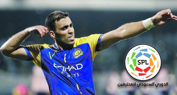 بعد تألقه.. رابطة الدوري السعودي تكافئ عبد الرزاق حمد الله