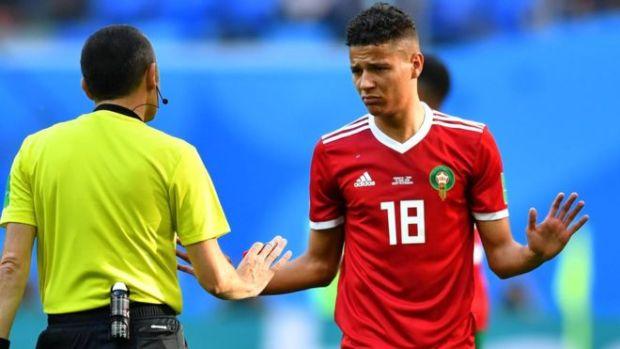 أمين حاريث: اخترت تمثيل المغرب من أجل عائلتي