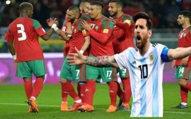 رئيس الاتحاد الأرجنتيني لكرة القدم: ميسي سيلعب ضد المغرب إذا استدعاه المدرب