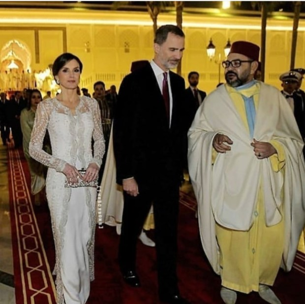 زيارة ملك إسبانيا إلى المغرب.. الصحافة الإسبانية عاجبها الحال