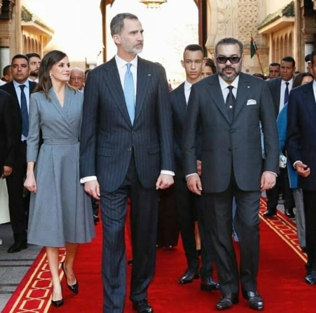 بوريطة: بالنسبة إلى الملك إسبانيا شريك استراتيجي طبيعي