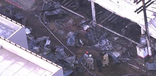 البرازيل.. مقتل 10 أشخاص في حريق في نادي فلامينغو (صور وفيديو)