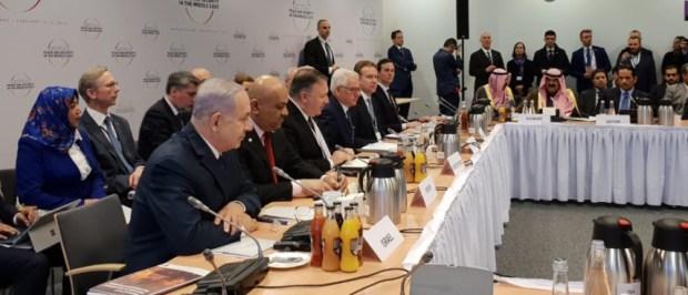 في عيد الحب.. رئيس الوزراء الإسرائيلي غادي يتلاقى وفد سعودي رفيع!!