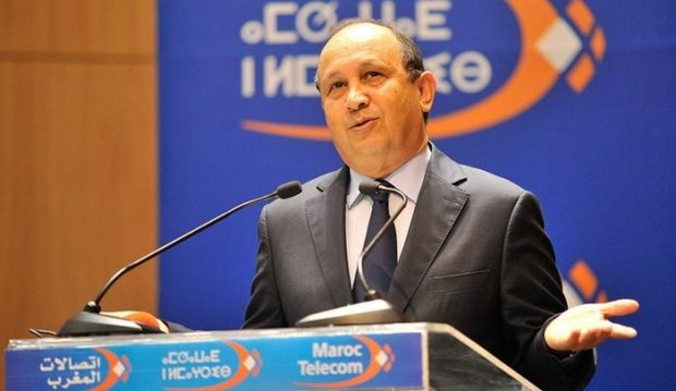 اتصالات المغرب.. ولاية أخرى لعبد السلام أحيزون