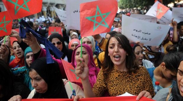 """طالبت بجعله يوم عطلة مؤدى عنه.. """"أطاك"""" تدعو المغربيات إلى الإضراب يوم 8 مارس"""