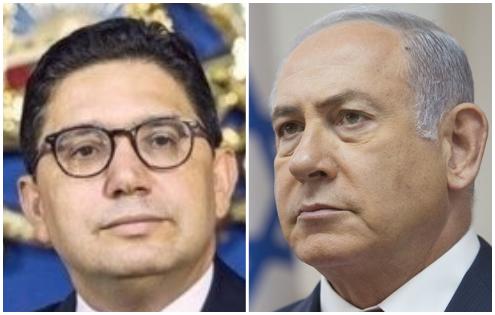"""الخلفي عن """"لقاء"""" بوريطة مع نتانياهو: المغرب لا يرد على الشائعات"""