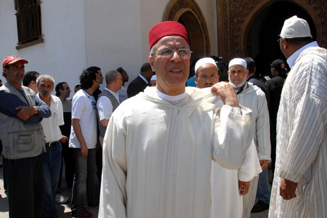 قال إنها سد ضد الإرهاب.. التوفيق سعيد بعمل المساجد في المغرب