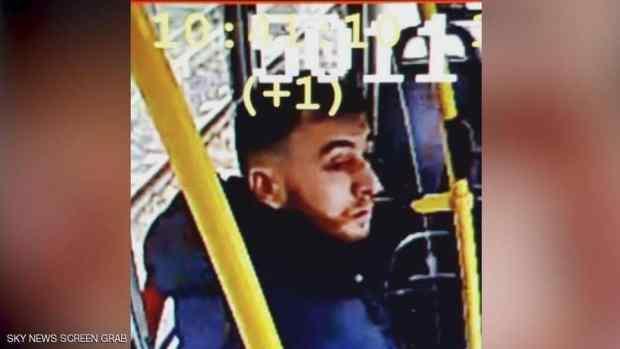 """هجوم أوتريخت.. الشرطة تحذر من """"رجل تركي"""" (صور)"""