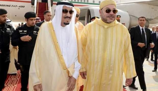 تأكيد على متانة العلاقات.. اتصال هاتفي بين الملك محمد السادس والعاهل السعودي