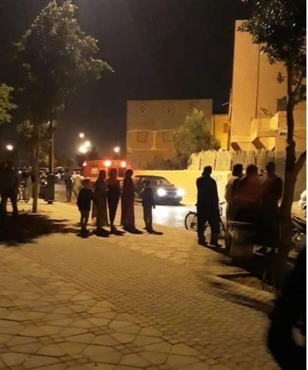 قتيل و11 جريحا.. مهاجر يحتمل معاناته من اضطرابات عقلية يروع كلميم ببندقية صيد!