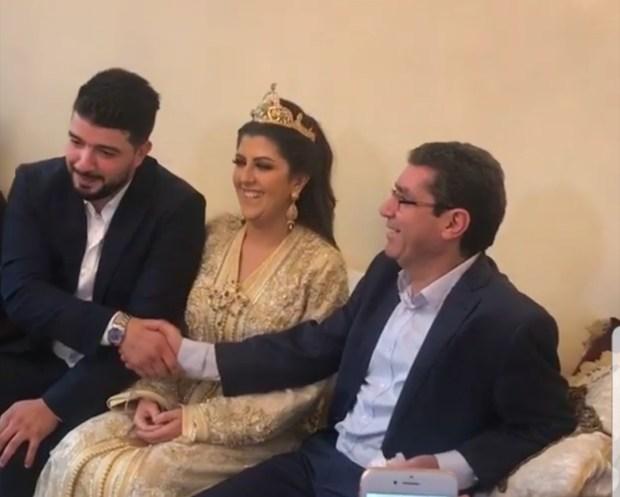 تزوج طليقتو.. حمزة الفيلالي يدخل القفص الذهبي (صور وفيديوهات)