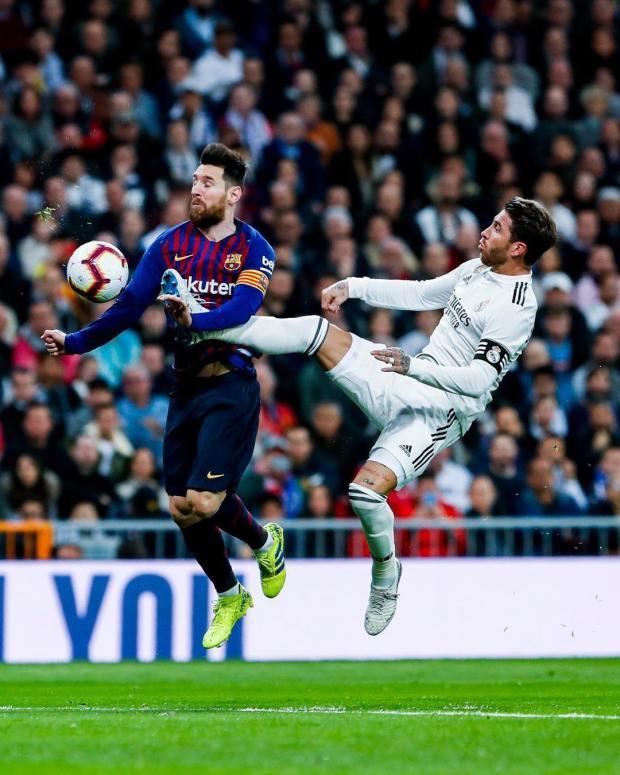 وتستمر العقدة.. كل الطرق تؤدي إلى خسارة ريال مدريد! (صور وفيديو)