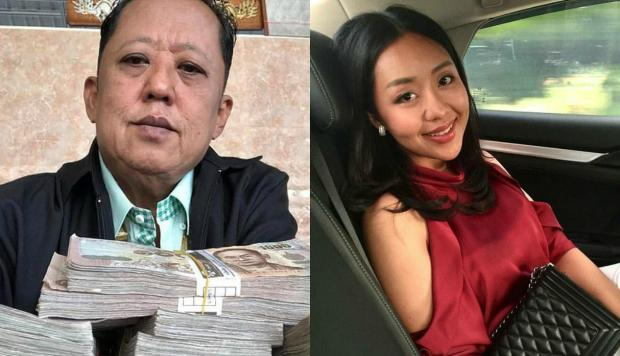 اللي بغا يتزوج ويدير لاباس.. مليونير تايلندي ينظم مسابقة بحثا عن زوج لابنته! (صور)