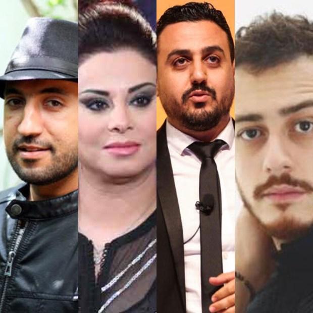 بالصور.. مشاهير مغاربة ينعون عزيز موهوب