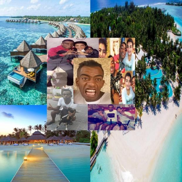 """ديما تابعينو.. قصة """"إكش وان إكن وان"""" والعطلة في جزر المالديف!"""