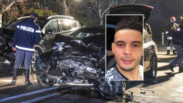 إيطاليا.. اعتقال مغربي تسبب في حادث سير مميتة (صور)