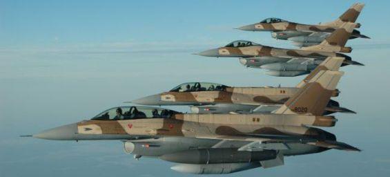أضخم صفقة عسكرية للمغرب.. الجيش يشتري 25 مقاتلة من طراز F-16