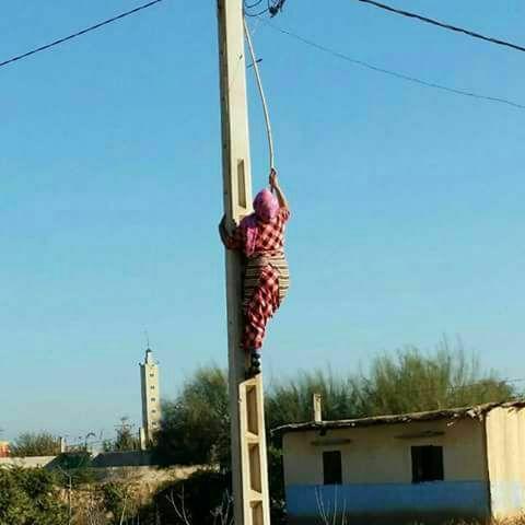 الحنيشات/ سيدي بنور.. ضبط 7 حالات اختلاس للكهرباء