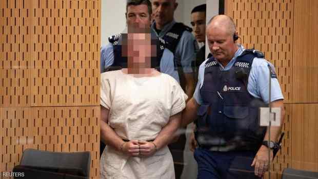 لا تلفون لا زوار.. سفاح نيوزلندا بغى الحقوق ديالو في الحبس
