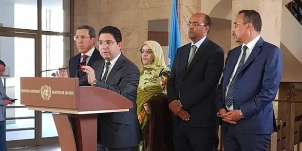 المائدة المستديرة الثانية حول الصحراء.. المغرب لا يقبل أي حل مبني على الاستفتاء أو أي حل أحد خياراته الاستقلال