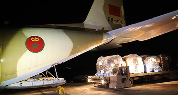 الموزمبيق.. وصول المساعدة الإنسانية التي أرسلها المغرب