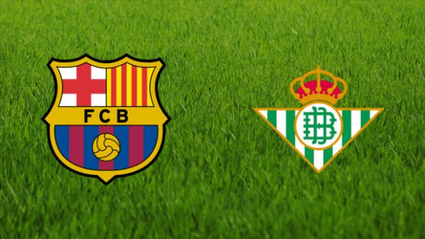مشاهدة بث مباشر مباراة برشلونة وريال بيتيس