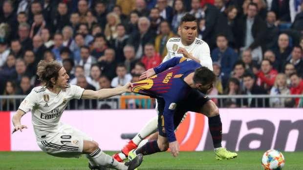 """كلاسيكو """"الثأر"""".. برشلونة فرحان والريال على أعصابو!!"""