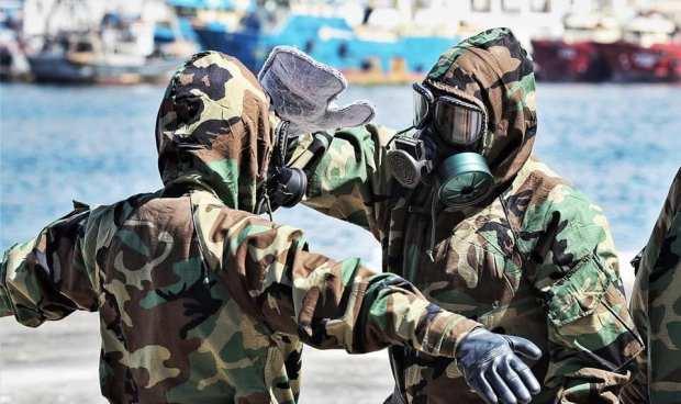الأسد الإفريقي 2019.. القوات المغربية والأمريكية تنقذ مصابين بهجوم نووي في أكادير في محاكاة للواقع (صور)