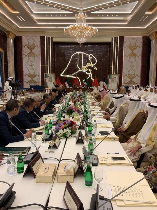 قضية الصحراء.. الكويت تجدد التعبير عن موقفها الداعم للوحدة الترابية للمغرب ومساندتها لمبادرة الحكم الذاتي