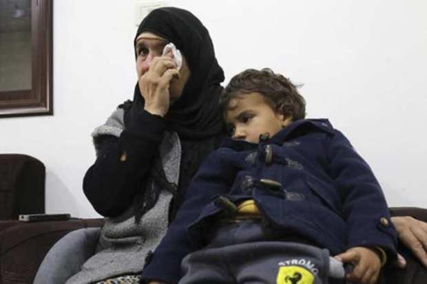 رحلة وسط نيران داعش.. مغربية تروي تفاصيل إنقاذ أحفادها اليتامى في سوريا (صور)