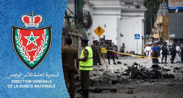 كشف هوية الانتحاريين.. الأمن المغربي ساهم في التحقيقات عقب التفجيرات الإرهابية في سريلانكا