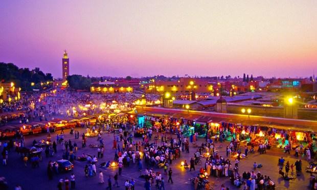 إلى جانب لندن وباريس.. مراكش ضمن أفضل الوجهات السياحية في العالم