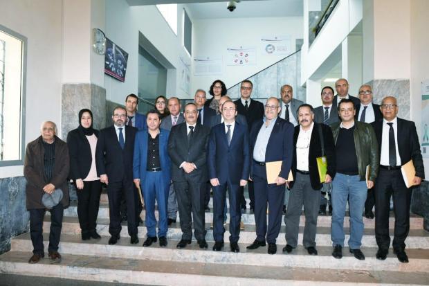 خبر سار للفنانين المغاربة.. لقاء بين الدكالي والأعرج لتفعيل التغطية الصحية