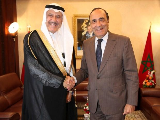 السفير السعودي في الرباط: الوحدة الترابية للمغرب خط أحمر