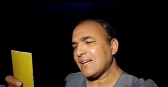 """بالفيديو.. رشيد الوالي يطلق تحدي """"كارني مول الحانوت"""" في رمضان"""