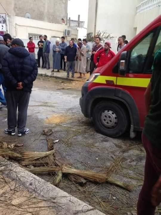 بالصور من تونس.. هجوم على مقهى يقدم وجبات في رمضان