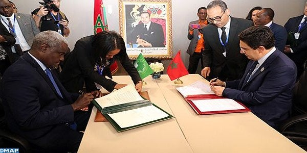 مراقبة تدفقات الهجرة..المصادقة على اتفاقية لإنشاء مقر المرصد الإفريقي للهجرة في الرباط