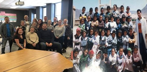 الخياطة والتعليم/ الإنجليزية والأحلام/ الدكتورة والأبحاث.. مسيرة هشام تيفلاتي من معلم في ورزازات إلى أستاذ في كندا