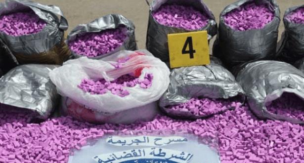 الإكستازي في رمضان.. توقيف شخص بحوزته أزيد من 8 آلاف قرص مخدر في طنجة