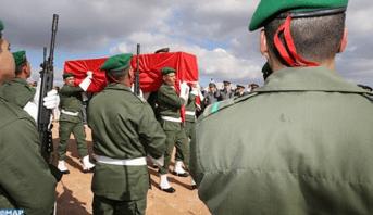في مقر الأمم المتحدة.. تكريم جندي مغربي قضى خلال عمليات حفظ السلام