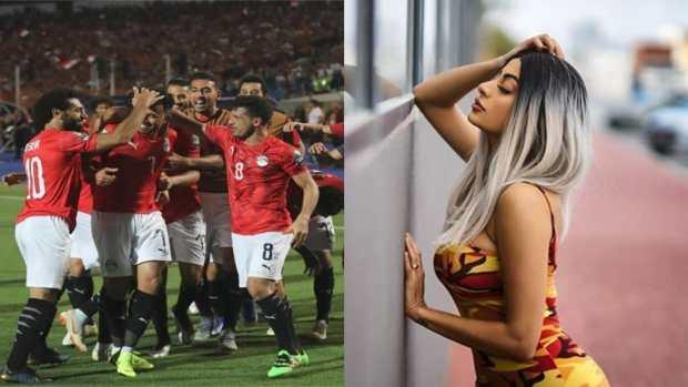 دارت ليهم الروينة.. عارضة على إنستغرام تتهم لاعبين مصريين بالتحرش!