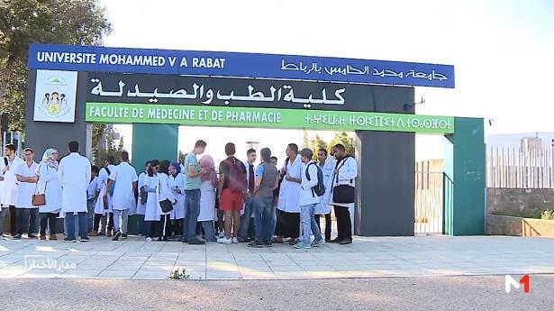 الخلفي: الحكومة حريصة على إيجاد حل لملف طلبة كليات الطب والصيدلة وطب الأسنان