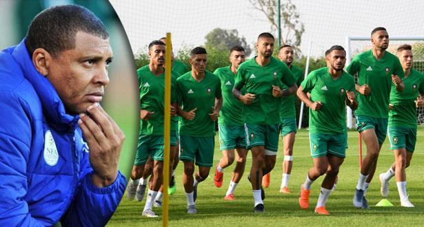 مدرب منتخب ناميبيا: أرشح المغرب للوصول إلى المربع الذهبي وقد يتوج بالبطولة في النهاية