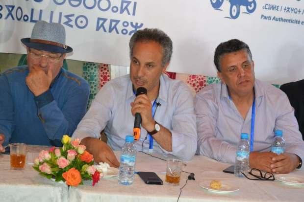 أعلن عن تاريخ عقد المؤتمر الوطني للبام.. كودار مستمر في تحدي بن شماش