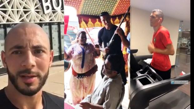 دخلو يصيفو.. أسود المهجر في المغرب لقضاء العطلة الصيفية (فيديوهات)