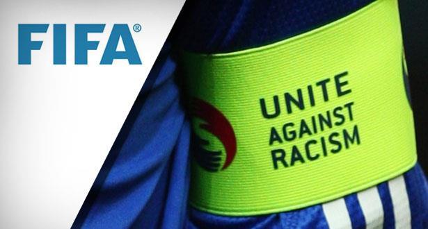 بسبب العنصرية.. الفيفا تصدر قانون جديد