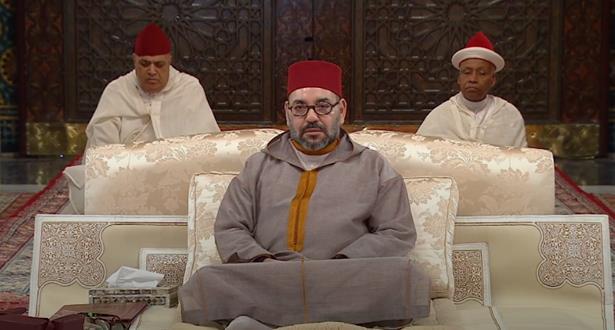 بمناسبة سفر أول فوج إلى الديار المقدسة.. الملك يوجه رسالة إلى الحجاج المغاربة