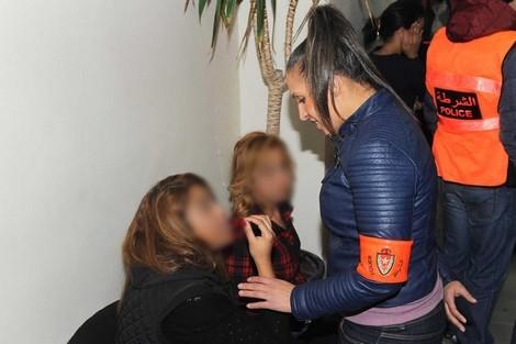 سيدي إفني.. توقيف امرأة تقود شبكة للدعارة باستغلال ابنتيها القاصرتين