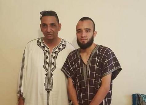بعد تدوينة أبو حفص.. إدارة سجن سلا تنفي اتصال إعمرشان بأي شخص من غير أفراد عائلته
